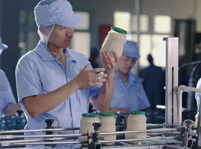 米酒生产线