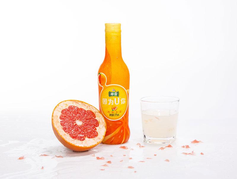 神霖西柚米露(无醇米酒)