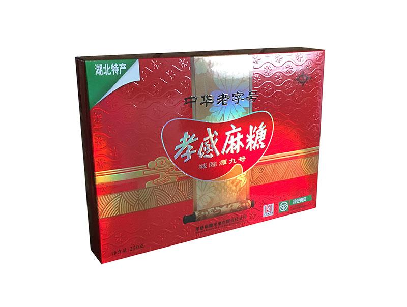 『孝感牌』麻糖—新红方