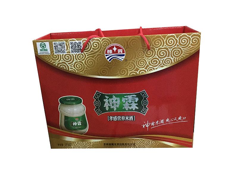 神霖米酒—1000gX2千福坛提式