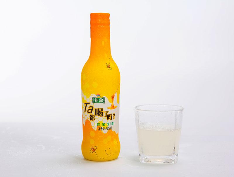 神霖蜂蜜米露(无醇米酒)