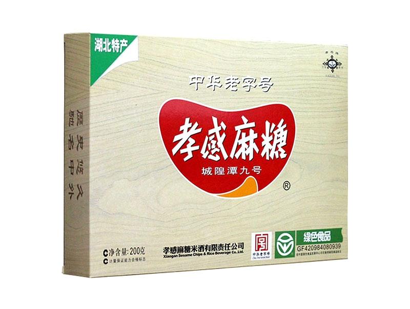 『凯发首页牌』麻糖—木彩盒