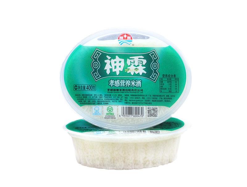 神霖米酒—400g碗装