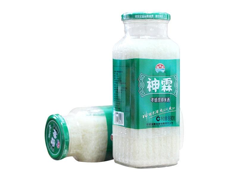 神霖米酒—800g封缸凉水杯