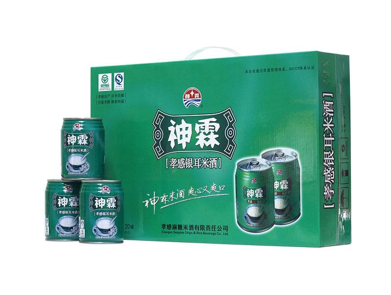 神霖米酒—238mlX20听装提式