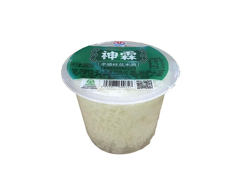 神霖米酒—260g杯装桂花