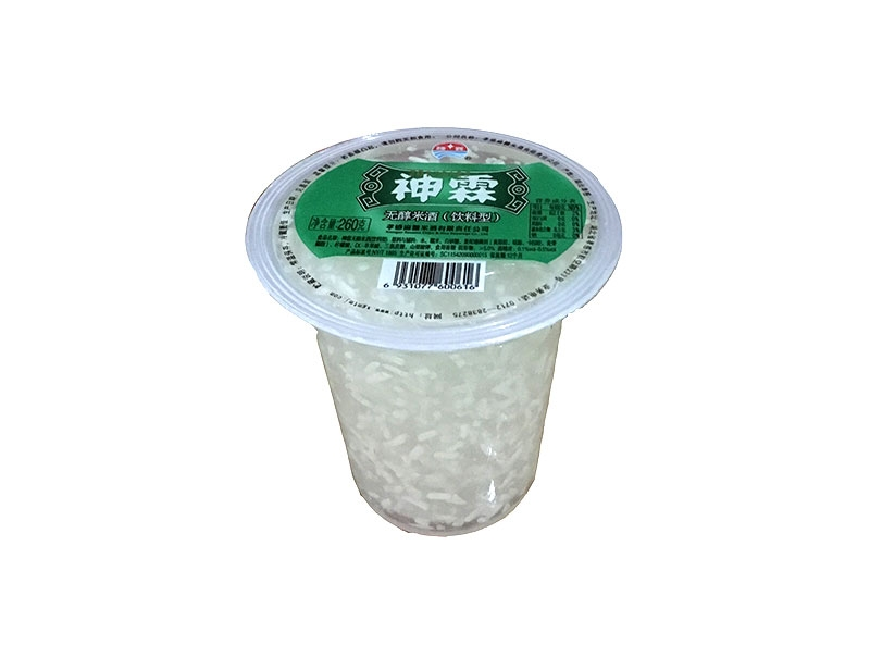 神霖米酒—260g早餐杯