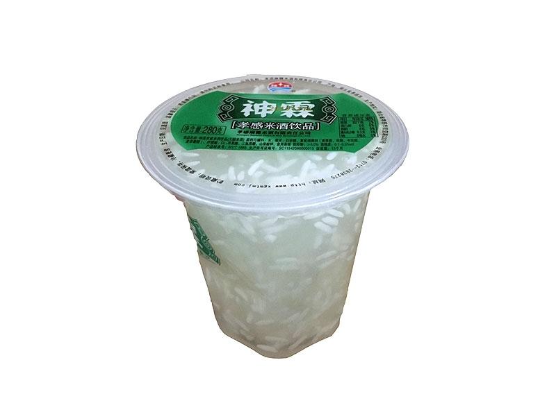 神霖米酒—280早餐杯酒不带盖