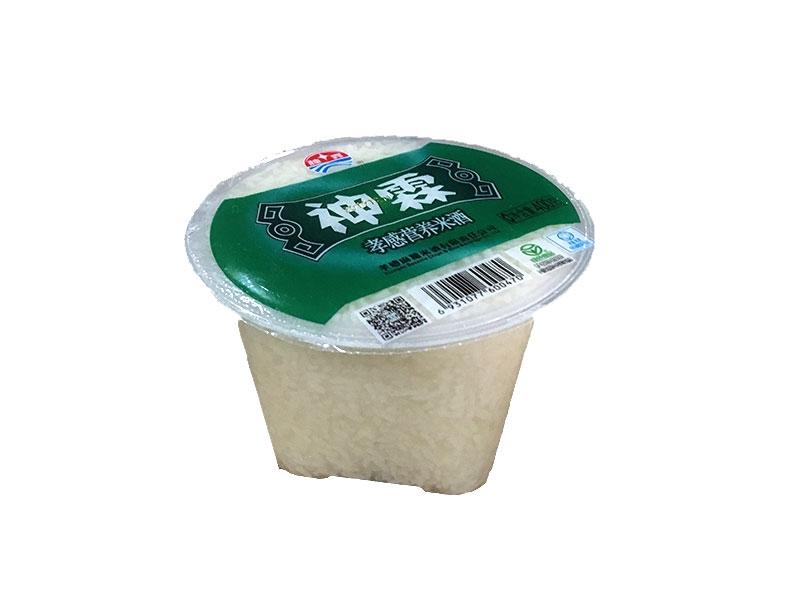 神霖米酒—400g圆碗碗装