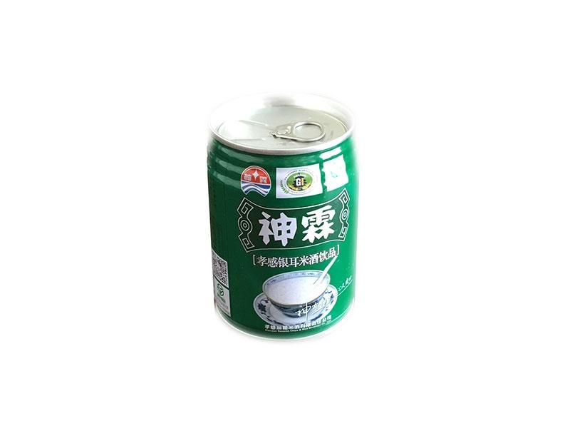 神霖米酒—238g听装(绿色)