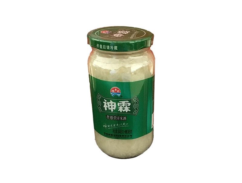 神霖米酒—348g瓶装