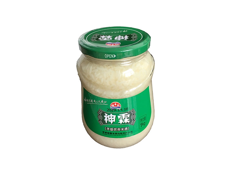 神霖米酒—1000g千福坛