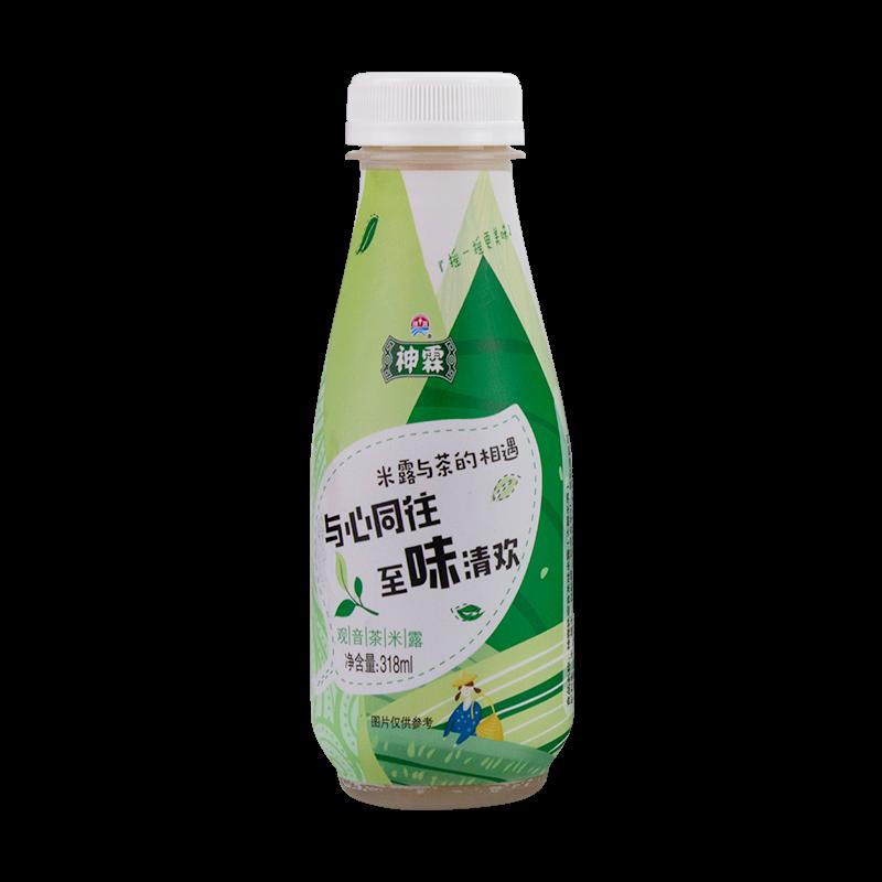 318毫升神霖观音茶米露(无醇米酒)